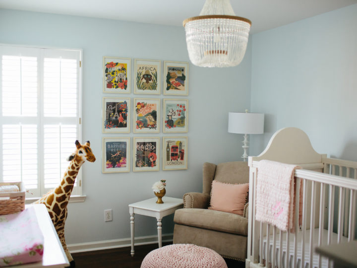Austin's Around-the-World Nursery